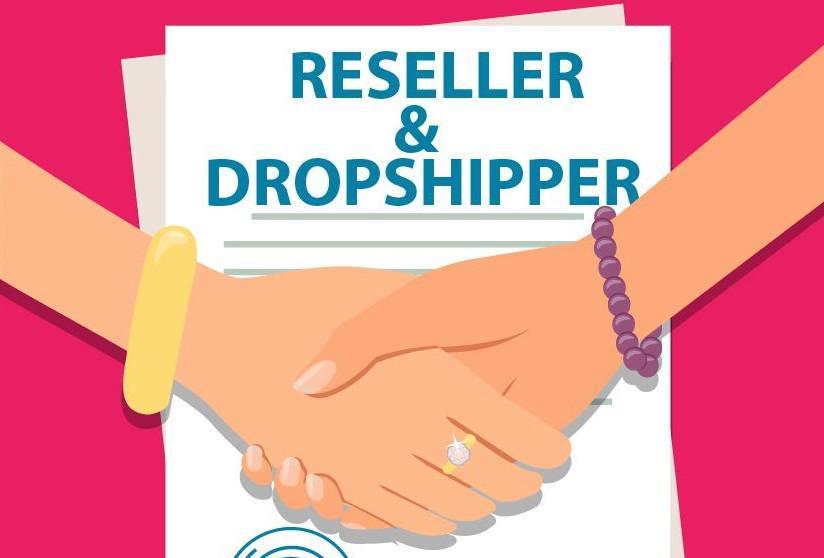 Perbedaan Dropship dan Reseller