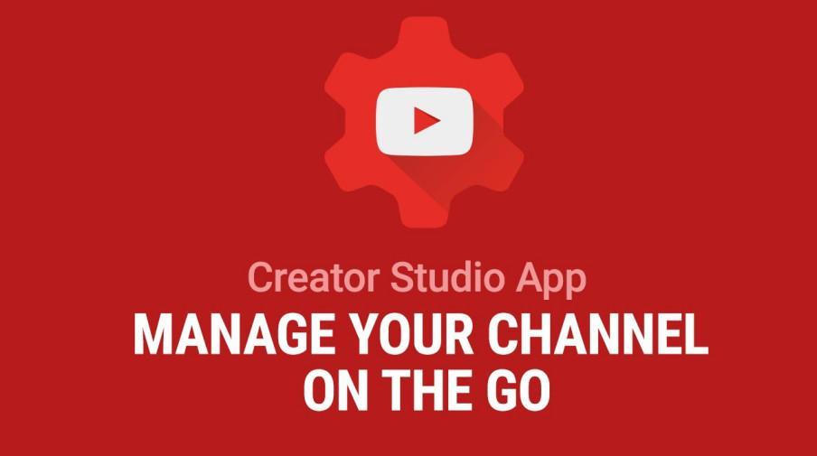 Youtube Creator Studio App